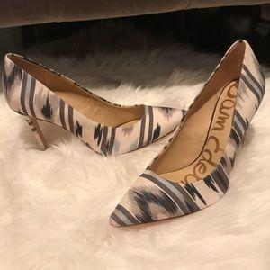 Sam Edelman heels sz 8